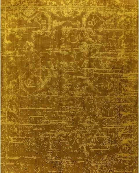 Asiatic Carpets Žlutý koberec Asiatic Carpets Abstract, 200 x 290 cm
