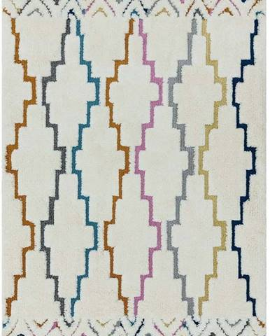 Béžový koberec Asiatic Carpets Trellis, 160 x 230 cm