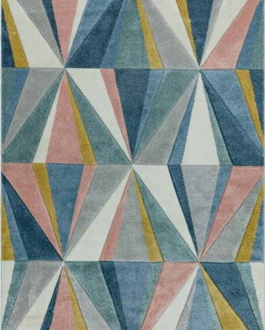 Koberec Asiatic Carpets Diamond Multi, 120 x 170 cm
