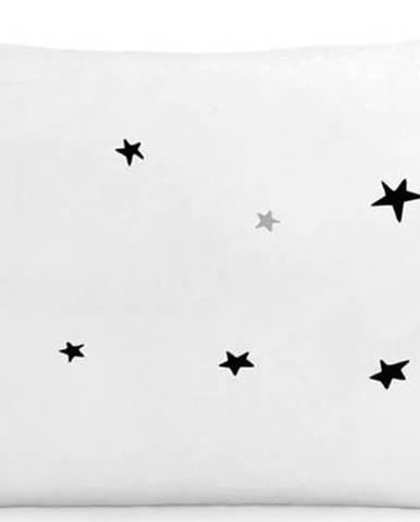 Sada 2 bavlněných povlaků na polštář Blanc Constellation, 50x75cm
