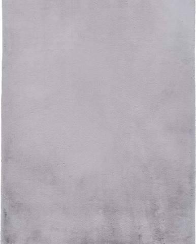 Šedý koberec Universal Fox Liso, 160 x 230 cm