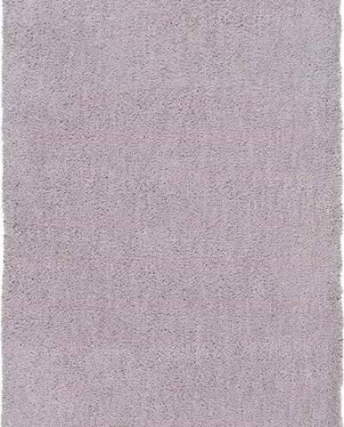 Světle šedý koberec Universal Shanghai Liso, 160 x 230 cm