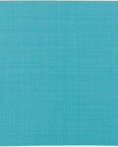 Tyrkysově modré prostírání Zic Zac, 45 x 33 cm