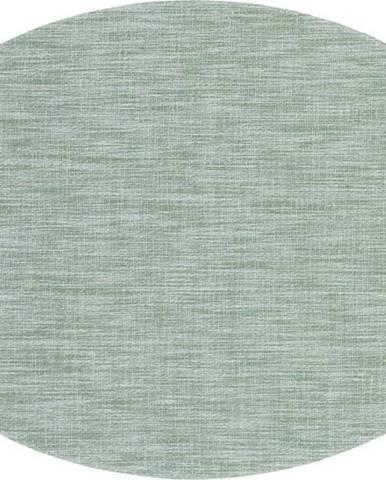 Zelené prostírání Tiseco Home Studio Oval, 46 x 33 cm