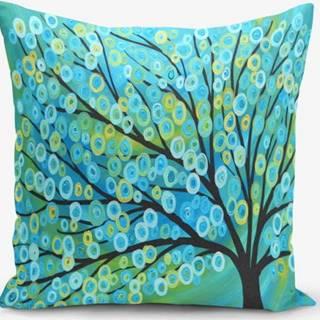 Povlak na polštář s příměsí bavlny Minimalist Cushion Covers Agaca, 45 x 45 cm