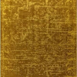 Žlutý koberec Asiatic Carpets Abstract, 200 x 290 cm