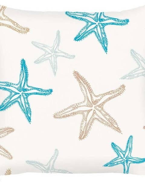 Mike & Co. NEW YORK Povlak na polštář Mike&Co.NEWYORK Floating Starfish, 43 x 43 cm