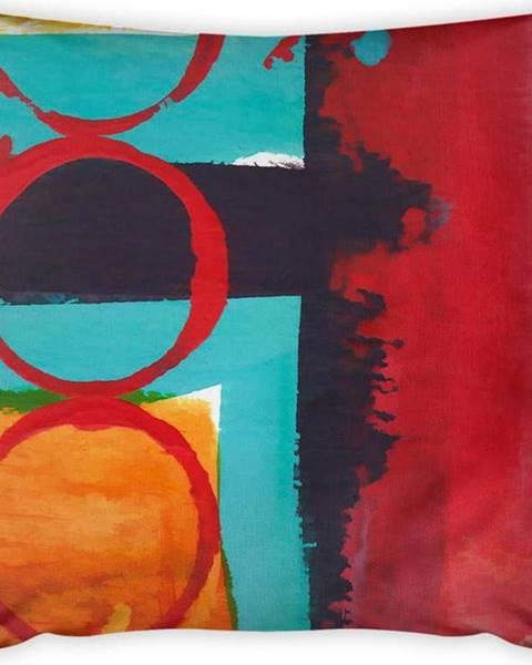 Vitaus Povlak na polštář Vitaus Vinalo Pop Art Duro, 43 x 43 cm