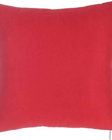 Červený povlak na polštář Mike&Co.NEWYORK Simple, 43 x 43 cm