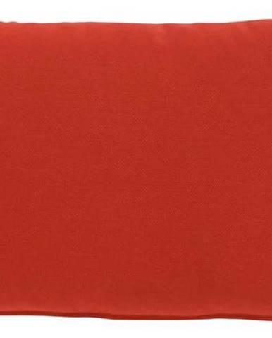 Červený zahradní polštář Hartman Samson Loin, 42 x 22 cm