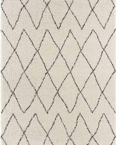 Krémový koberec Mint Rugs Jade, 120x170cm