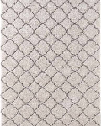 Krémový koberec Mint Rugs Luna, 80x150cm