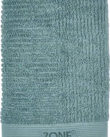 Petrolejově zelený ručník Zone Classic, 50x70cm