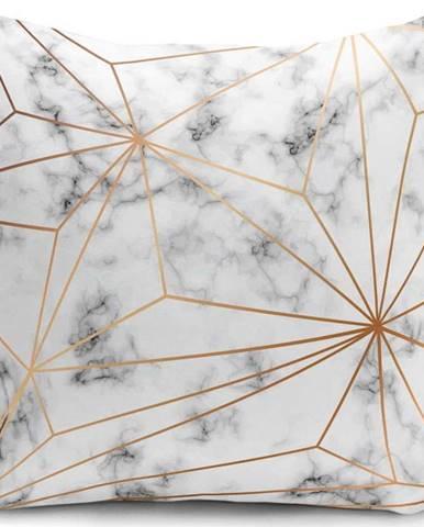 Povlak na polštář Minimalist Cushion Covers Berta, 45 x 45 cm