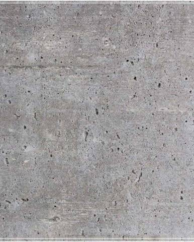 Protiskluzová podložka do vany Wenko Concrete, 40 x 70 cm
