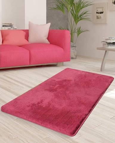 Růžový koberec Milano, 140x80cm