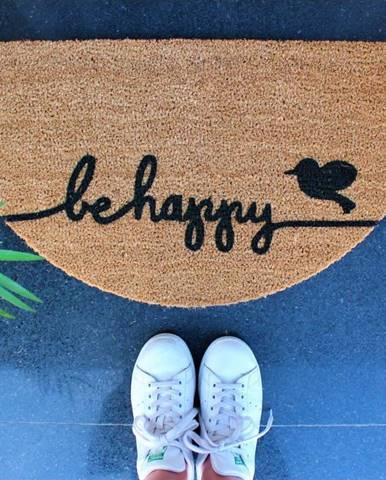 Rohožka Doormat Be Happy, 70 x 40 cm