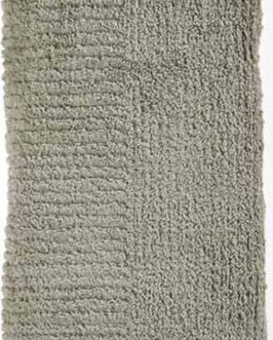 Šedozelený ručník ze 100% bavlny Zone Classic Eucalyptus, 50x100cm