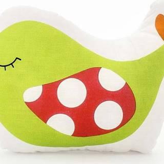 Bavlněný dětský polštářek Mr. Fox Little Birds, 40x30cm