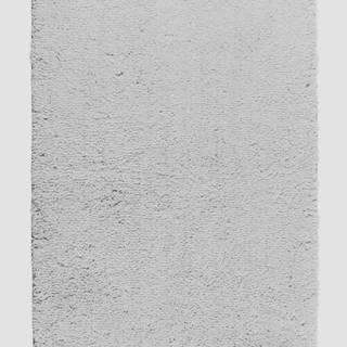 Bílá koupelnová předložka Wenko Belize, 120x70cm