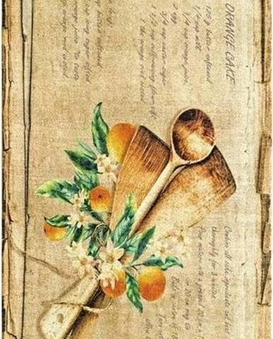Běhoun Floorita Bon Appetit, 60 x 115 cm
