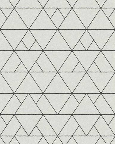 Krémově bílý koberec Universal Nilo, 57x110cm