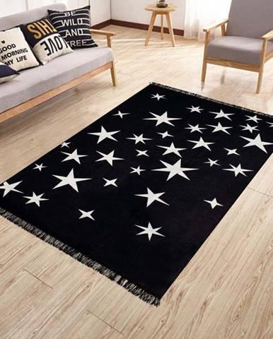 Oboustranný pratelný koberec Kate Louise Doube Sided Rug Milkyway, 80 x 150 cm