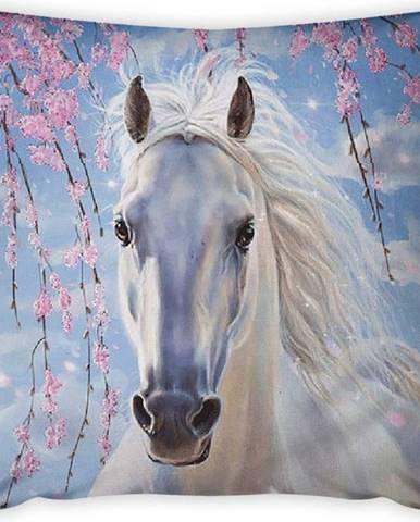 Povlak na polštář Vitaus Horse, 43 x 43 cm