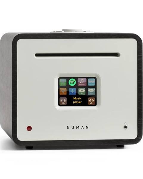 Numan Numan Unison Retrospective Edition – all in one receiver se zesilovačem, přijímač, černý