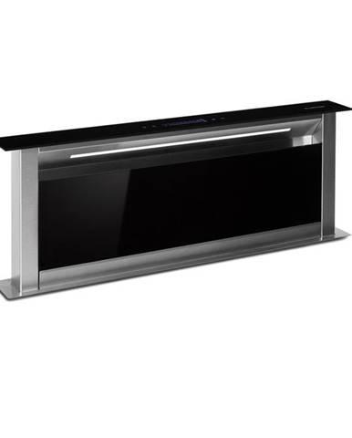Klarstein Royal Flush Eco 90, odsavač par, 90 cm, 576 m³/h , A+, černý