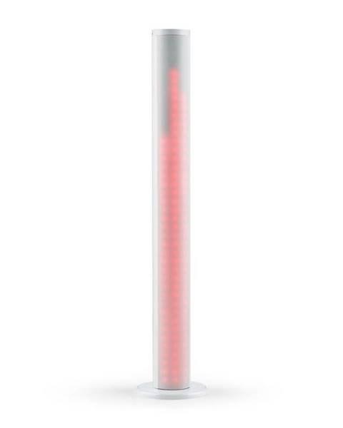 Auna Auna Light Up, bílý, věžový reproduktor, 40 W, bluetooth, LED, USB, FM