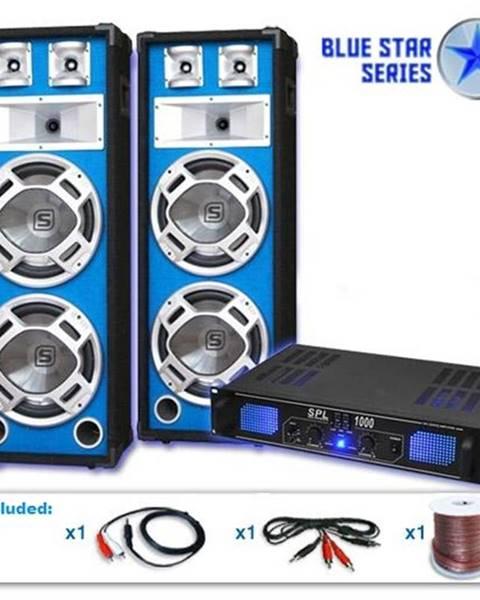 "Electronic-Star Electronic-Star PA set Blue Star Series ""Basskern"", 2800 W"