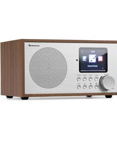 Auna Silver Star Mini, internetové DAB+/FM rádio, WiFi, BT, dub
