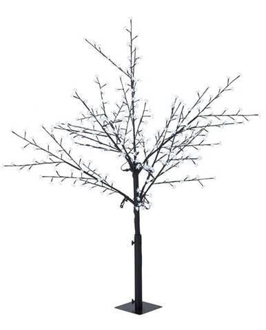 Blumfeldt Hanami CW 180, strom se světýlky, třešňové květy, 336 LED diod, studená bílá