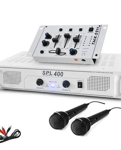 Electronic-Star DJ-94, 1200 W, DJ set, zesilovač, mixpult, mikrofon