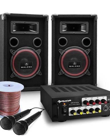 """Electronic-Star DJ kompletní set """"Bass Noon"""" s výkonem 600W"""
