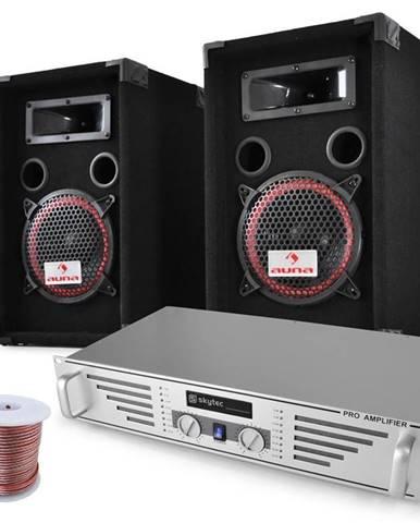 """Electronic-Star DJ-PA-Set """"Funky Breakbeats"""" 1000W"""