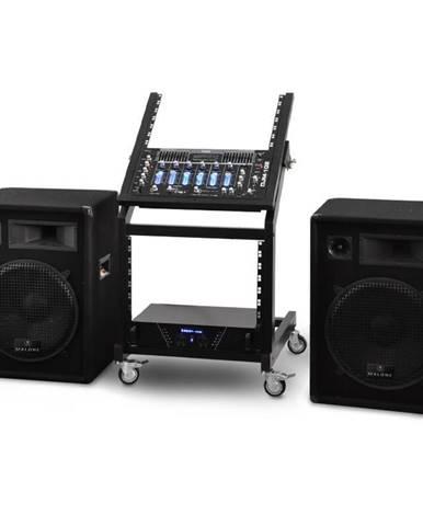 Electronic-Star DJ reproduktorový set Rack Star série Venus Bounce 300 lidí