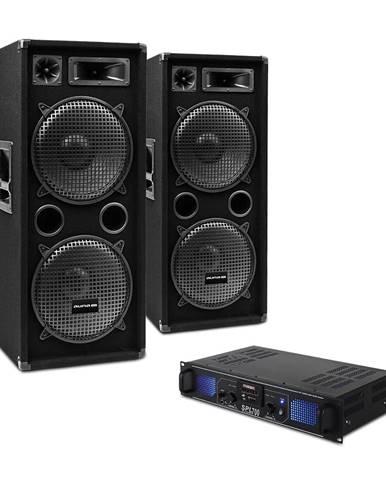 """Electronic-Star DJ SET """"DJ-20"""" PA-zesilovač PA-Repro 2000W"""
