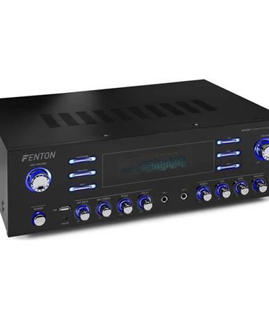 Fenton AV340BT, surround HiFi zesilovač, 510 W RMS (2 x 180 W na 8 Ohm), BT/USB/AUX