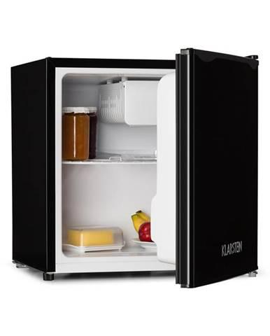 Klarstein CO2-KS50-A, chladnička s mrazákem, černá