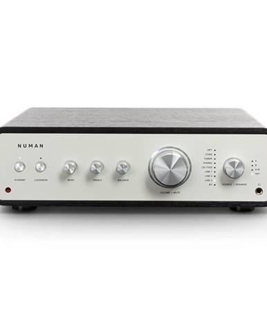 Numan Drive Digital, stereo zesilovač, 2x 170 W / 4x 85 W RMS, AUX / Phono / koaxial, černý