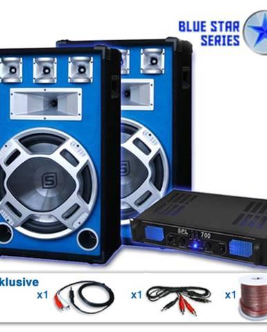 "Skytronic PA set Blue Star Series ""Beatstar"", 2000 W"