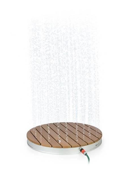 Blumfeldt Blumfeldt Sumatra Breeze, RD, zahradní sprcha, WPC hliník,Ø70, 4cm, kulatá
