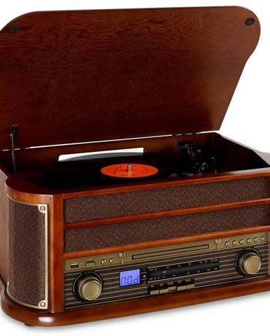 Auna Belle Epoque 1908, retro stereo, bluetooth, USB, CD,MP3