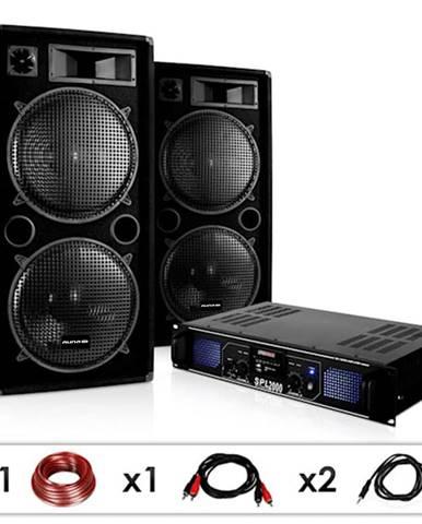 """Electronic-Star DJ PA systém """"DJ-42"""", zesilovač, reproduktor 3000W"""