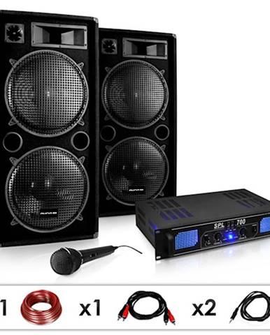 """Electronic-Star DJ set """"DJ-26"""", zesilovač, repro, až 2000W"""