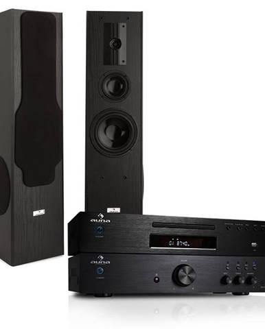 """Electronic-Star HiFi systém """"Elegance"""" - 600 W Zesilovač, CD MP3 přehrávač"""