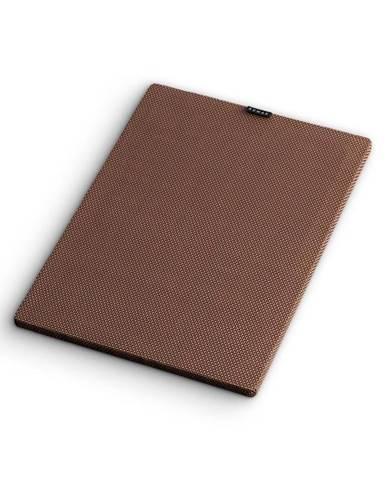 Numan RetroSub Cover, hnědý, textilní kryt pro aktivní subwoofer, potah pro reproduktor, 2 kusy