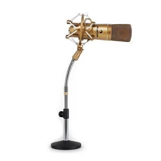 Auna Set studiového mikrofonu a stojanu na mikrofon